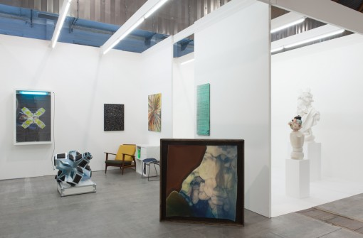 Base-Alpha Gallery, Art Brussels 2015