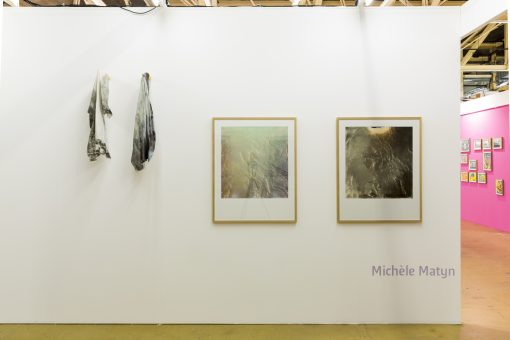 Michèle Matyn, Art Rotterdam, 2018, Base-Alpha Gallery