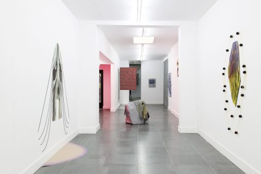 10 years Base-Alpha Gallery, Base-Alpha Gallery, 2018, installation view